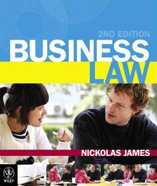 iStudy Registration Card for Business Law 2nd Edition