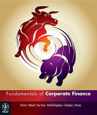 Fundamentals of Corporate Finance Australasian Edition + Istudy Version 1