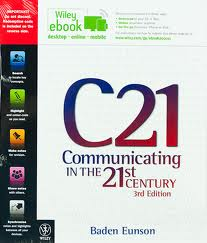 Communicating in the 21st Century 3E Ebook Card Perpetual + Istudy Version 1