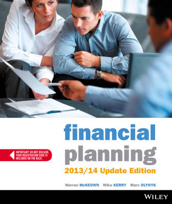 Financial Planning + Financial Planning 2013/2014 Supplement E-text Card