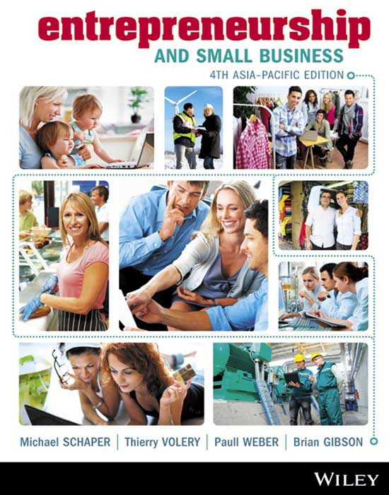 Entrepreneurship & Small Business, 4th Edition