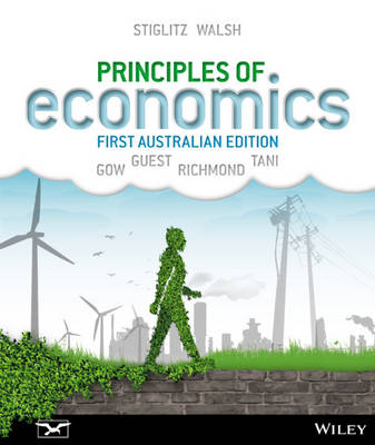 Principles of Economics Wiley E-text Powered By Vitalsource with Istudy Card