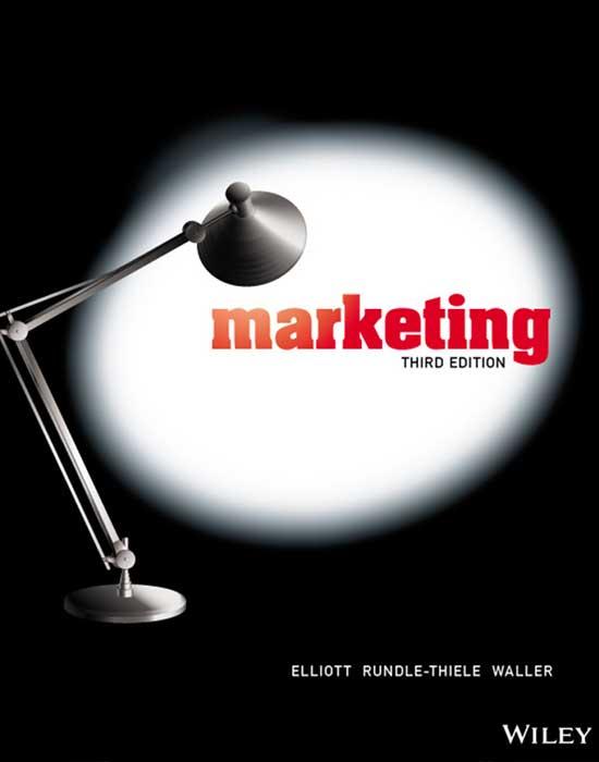 Marketing, 3rd Edition