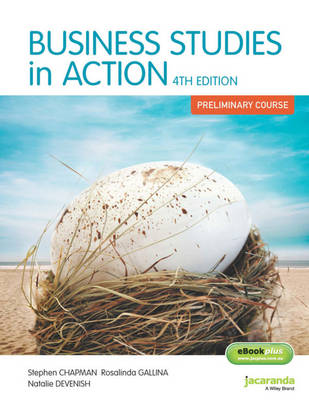 Business Studies in Action Preliminary Course 4E & eBookPLUS