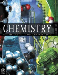 Chemistry Binder Ready Version + WileyPlus Standalone to Accompany Chemistry 2E