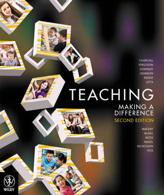 Teaching Making a Difference 2E + Istudy Version 3 Card (with new copies)