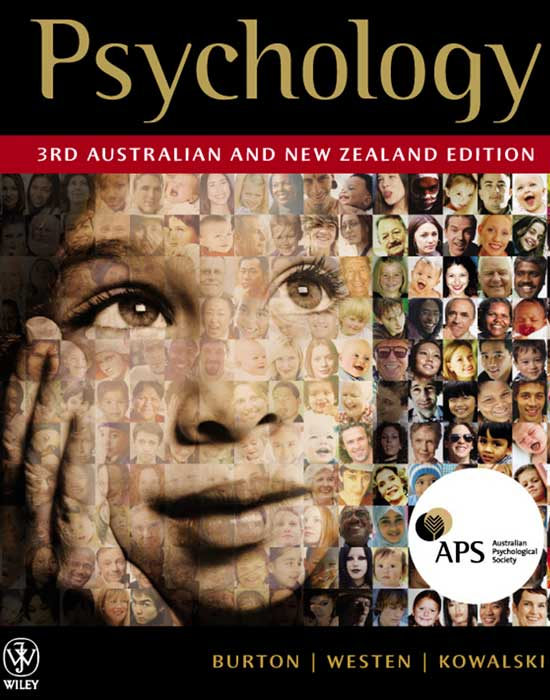 Psychology, 3rd Australian and NZ Edition