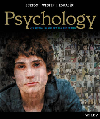Psychology 4th Edition AU & NZ + Psychology 4E Istudy Version 2 With CyberpsychCard (With New Copies Only)