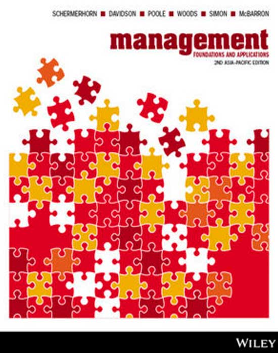 Management Foundations & Applications, 2nd Edition
