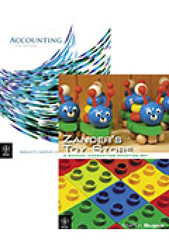 Accounting 8E Ebook Card Perpetual+wileyplus/Istudy Version 1+Zander's Toy Store Pty Ltd - a Manual Accounting Practice
