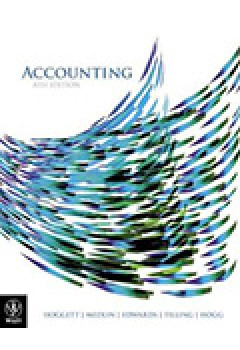 Accounting 8E Wileyplus/Istudy Version 1 Standalone+whitney's Wine Warehouse Pty Ltd: A Manual Accounting Practice