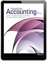Financial Accounting 9th Edition Binder Ready Version with WileyPLUS Reg Card