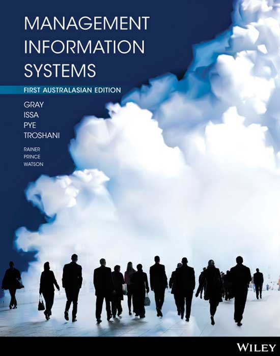 Management Information Systems, 1st Australian Edition