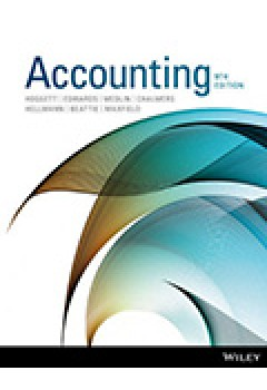 Accounting 9e Binder Ready Version +Wileyplus Registration Card+World of Games - a Manual Practice