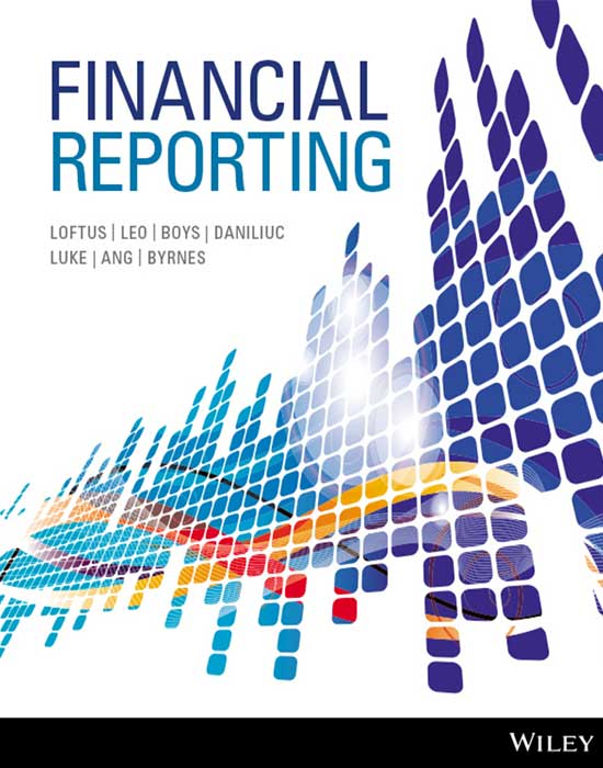 Financial Reporting, 1st Edition