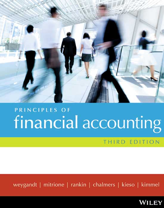 Principles of Financial Accounting, 3rd Edition