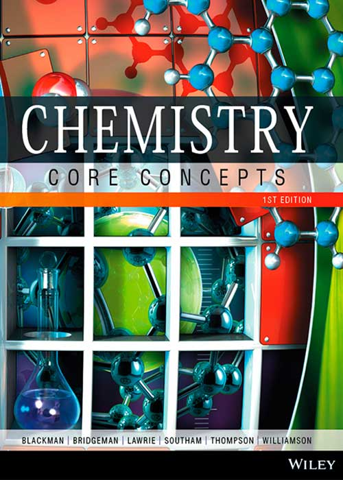 Chemistry Core Concepts, 1st Edition