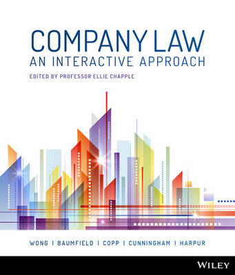 Company Law: An Interactive Approach 1e with Vitalsource Registration Code