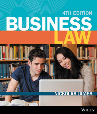 Business Law 4E (Black & White) Open Book Exam Companion with Vitalsource Registration Code
