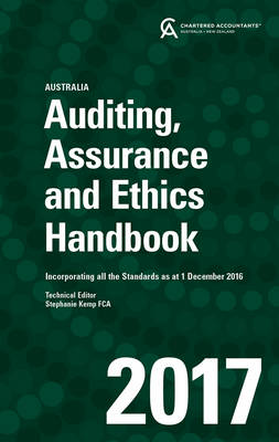 Auditing, Assurance and Ethics Handbook 2017 Australia+Auditing, Assurance and Ethics Handbook 2017 Australia E-Text Card