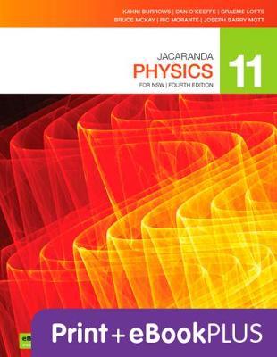 Jacaranda Physics 11 4E for NSW eBookPLUS & Print