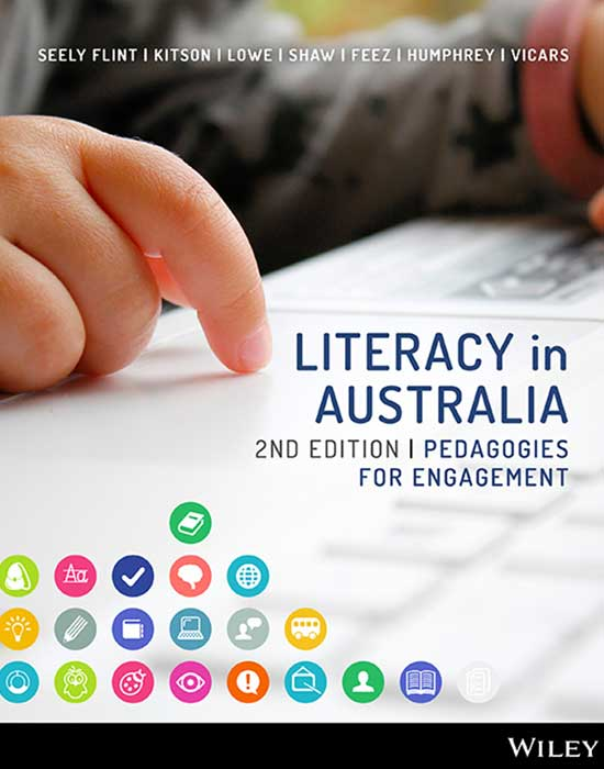 Literacy in Australia 2E Print on Demand (Black & White)