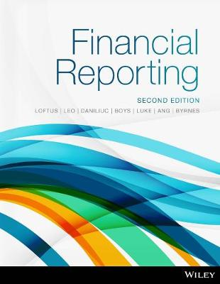 Financial Reporting 2E Print on Demand (Black & White)