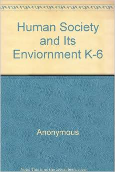 Human Society & Its Environment K-6 Units Of Work