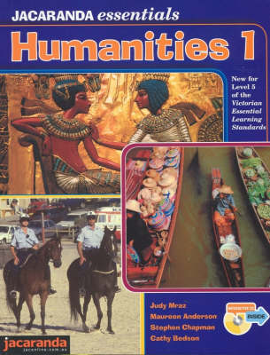 Jacaranda Essentials: Humanities 1 and EBookPLUS