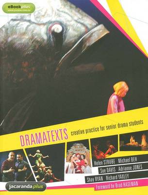Dramatexts - Creative Practice for Senior Drama Students & eBookPLUS