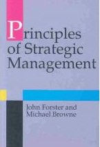 Principles of Strategic Management