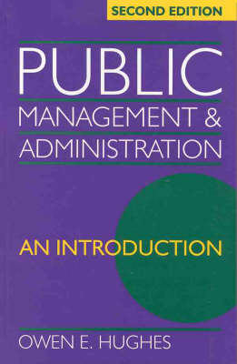 Public Management and Administration: an Introduction: An Introduction