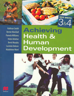 Achieving Health And Human Development Units 3 And 4