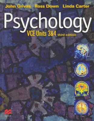 Psychology Vce Units 3 And 4 3ed