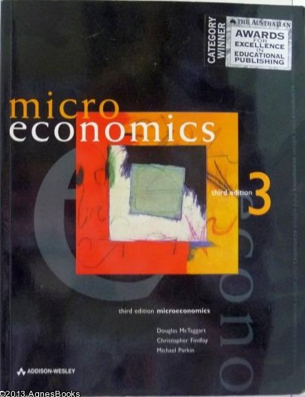 Microeconomics: Book and CD