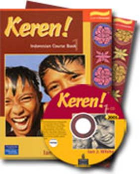 Keren! 1 Student Book and CD Pack