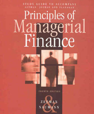 Study Guide to Accompany Principles of Managerial Finance