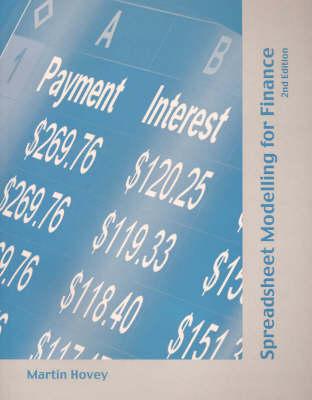 Spreadsheet Modelling for Finance
