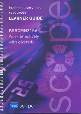 BSBCMN315A Work effectively with diversity Learner Guide