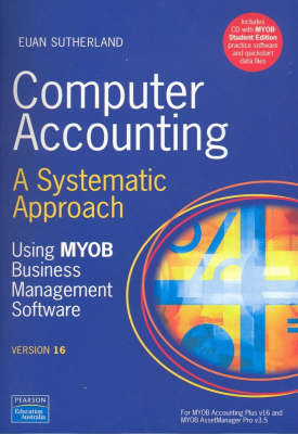 Computer Accounting with MYOB: Version 16