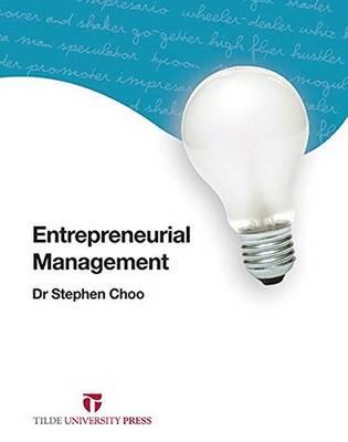 Entrepeneurial Management
