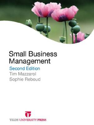 Small Business Management: An Applied Approach