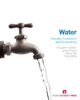 Water: Security, Economics and Governance