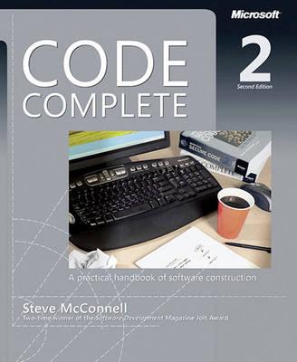 Code Complete: A Practical Handbook of Software Costruction