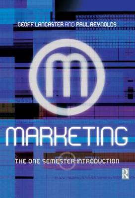 Marketing: The One Semester Introduction