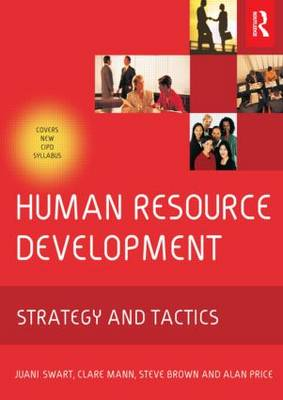 Human Resource Development: Strategy and Tactics