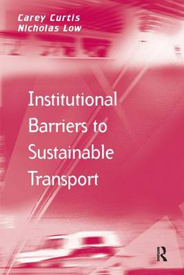 Institutional Barriers to Sustainable Transport