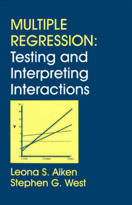 Multiple Regression: Testing and Interpreting Interactions