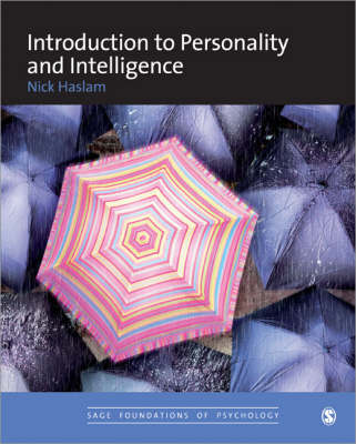 Introduction to Personality and Intelligence