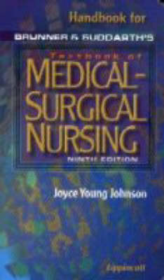 Handbook For Brunner And Suddarths Textbook Of Medical   Surgica